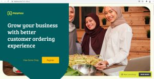 Online Restaurant Made Simple With Maynuu